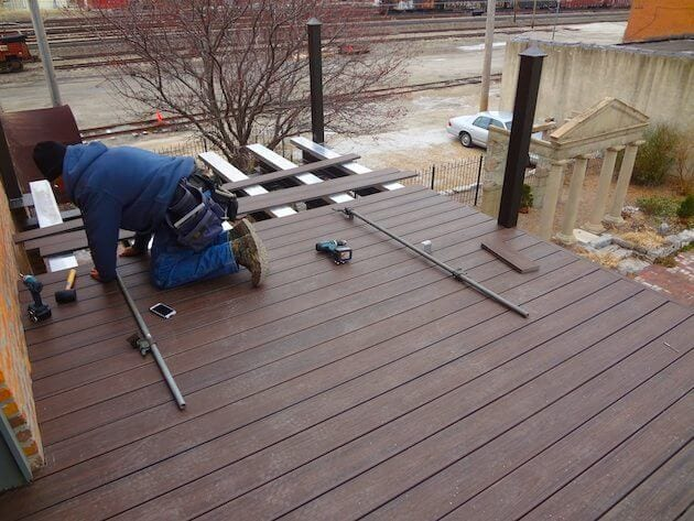New Year, New Decking