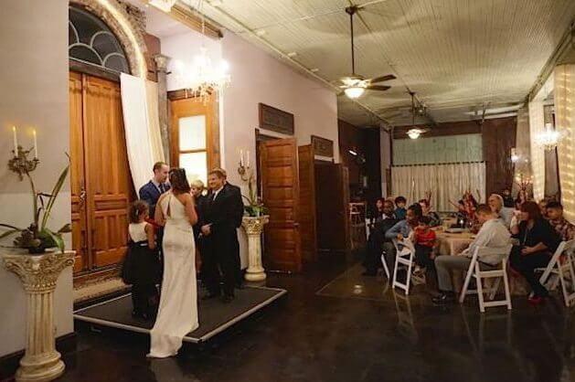 Sweet Surprise Wedding