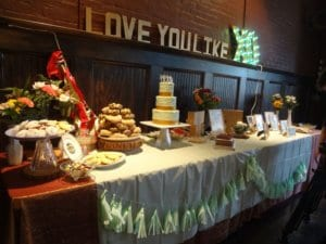 Gallery Area for Cake