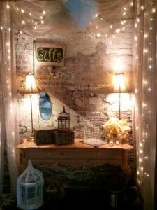 Gift Closet/Decorated
